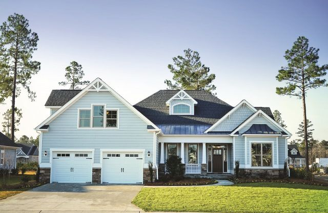 Brunswick Forest New Ideal-Living Homes Grand Reveal in Coastal North Carolina #home