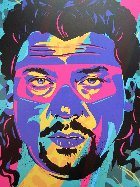 Kenny Powers Eastbound and Down Electric by taylorlindgrenart, $20.00