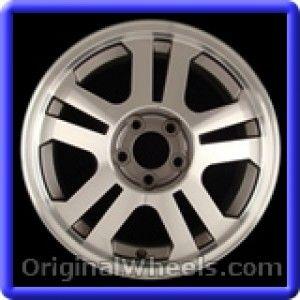 Ford Mustang 2006 Wheels & Rims Hollander #3649  #FordMustang #Ford #Mustang #2006 #Wheels #Rims #Stock #Factory #Original #OEM #OE #Steel #Alloy #Used