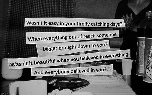 Taylor Swift - Never Grow Up lyrics