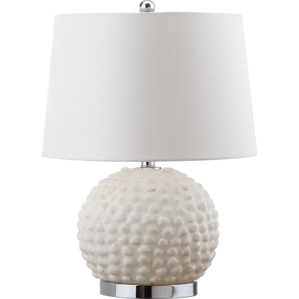 Safavieh Indoor 1-light Forbes Cream Table Lamp - Overstock™ Shopping - Great Deals on Safavieh Table Lamps