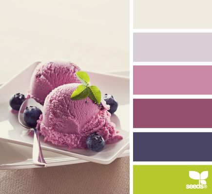 Dessert Tones - http://design-seeds.com/index.php/home/entry/dessert-tones5