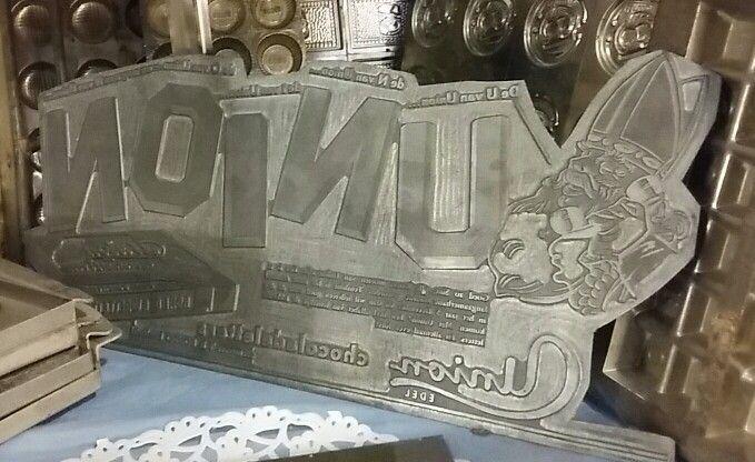 UNION 'drukkerijstempel', bakkerijmuseum Medemblik