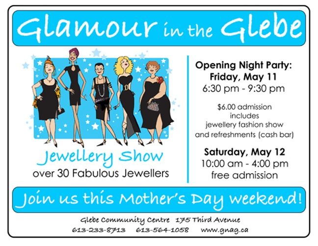 Glamour in the Glebe May 11-12/12