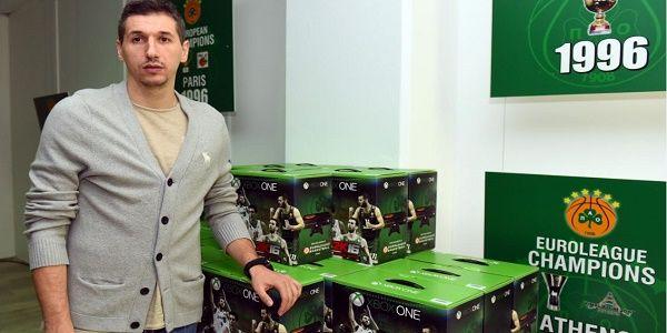 Microsoft Ελλάς και KAE Παναθηναϊκός ένωσαν τις δυνάμεις τους για τη δημιουργία του Xbox One Panathinaikos BC Limited Edition