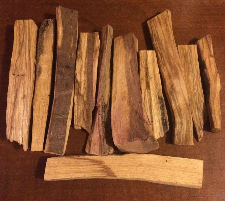 16oz 1lb. Palo Santo Incense Sticks (Bursera graveolens) Organic Ecuador