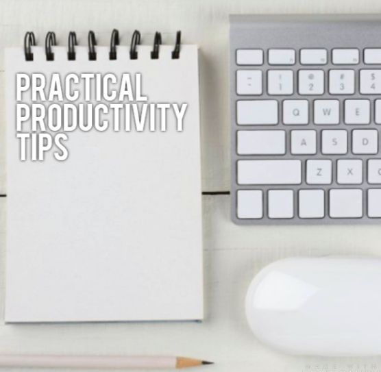 practical #productivity tips on the #blog this morning. Learn how to stay focused and get more done. Easy simple steps that are worth it!