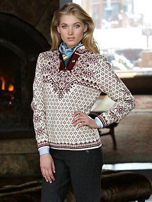Gorsuch Norwegian knit