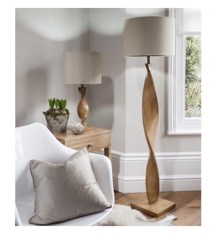 Argenta Floor Lamp Abajur De P 233 Design De Moveis Portas De Madeira Internas