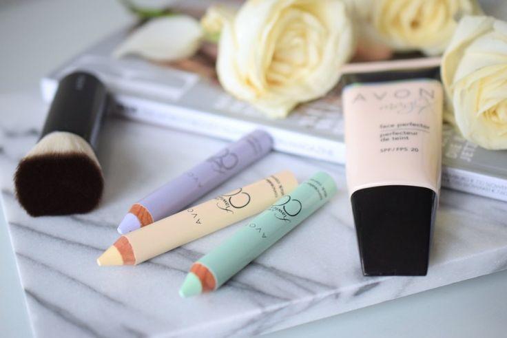 Welche Concealerfarbe verwendet man wofür? Wie decke ich Augenringe ab? Was tun gegen Rötungen und fahle Haut? Ein Tutorial auf dem Makeup Blog Julina...