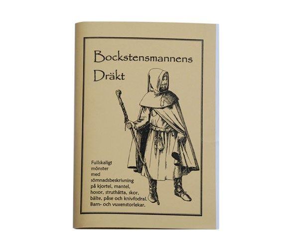 Costume patterns - Medieval clothes patterns The Bockstens man - Vikinga & Keltiska Smycken Kläder Presenter - Handfaste The Viking Shop