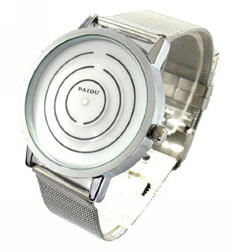 Youyoupifa White Dial Sliver Strap Quartz Wrist Watch YouYouPifa http://smile.amazon.com/dp/B00J8GDUCM/ref=cm_sw_r_pi_dp_IN5vvb1C5NPA3