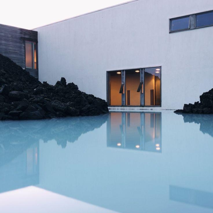 Blue Lagoon, Iceland #iceland #architecture #vacation - Dansmoe