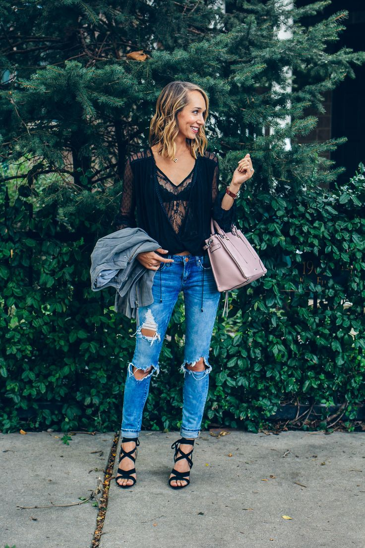 Best 25+ Sheer shirt outfits ideas on Pinterest | Sheer shirt ...
