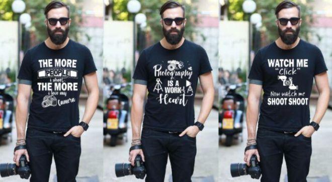 Download Free Photography T Shirt Psd Mockup Titanui Tshirt Photography Shirt Mockup Free Photography