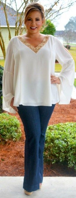 Plus Size Outfit Inspiration 22