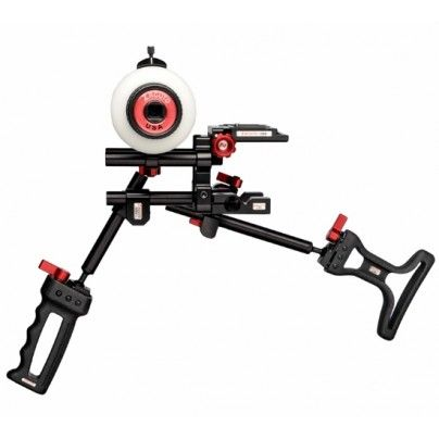 ZACUTO Cross Fire Rig for professional movie making.