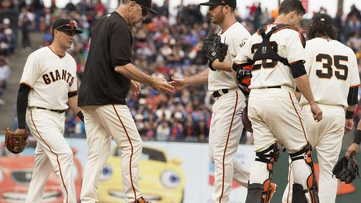 Giants find nothing is routine in troubled season  -  June 26, 2017