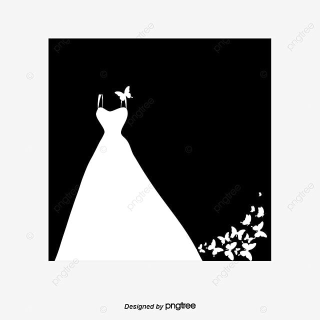 Bra Wedding Vector Wedding Clipart Black And White White Wedding Dress Png Transparent Clipart Image And Psd File For Free Download Wedding Vector Wedding Clipart Clip Art