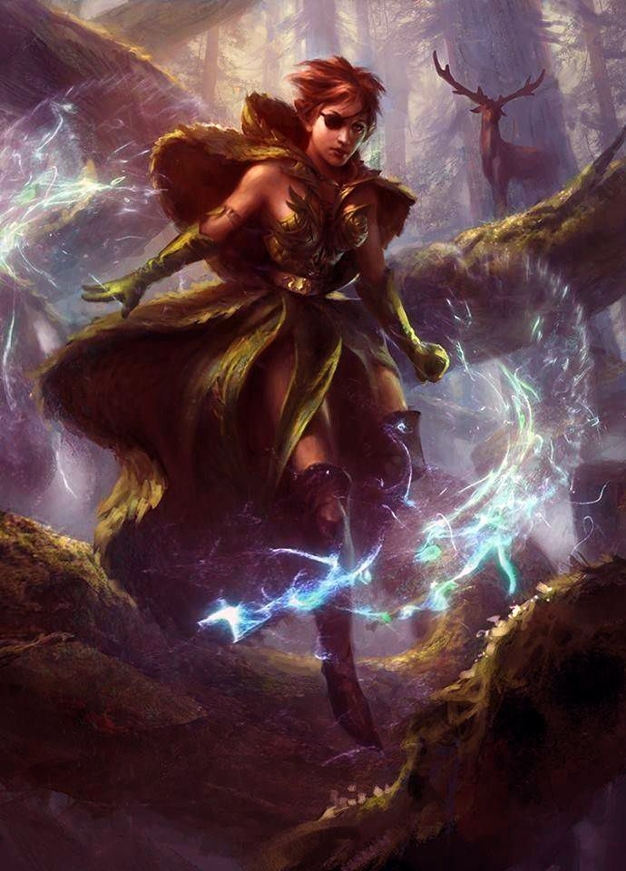 768 Best Images About Fantasy Art Witches Amp Wizards On