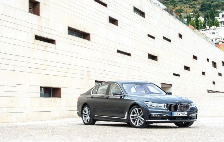 NEW BMW 730d Luxus
