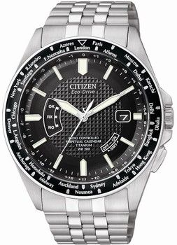 Citizen Perpetual World Titan CB0030-56E