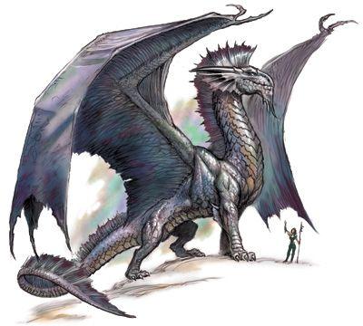 fantasy dragons art gallery | The Fantasy Art of Dungeons and DRAGONS | The Fantasy Art Blog