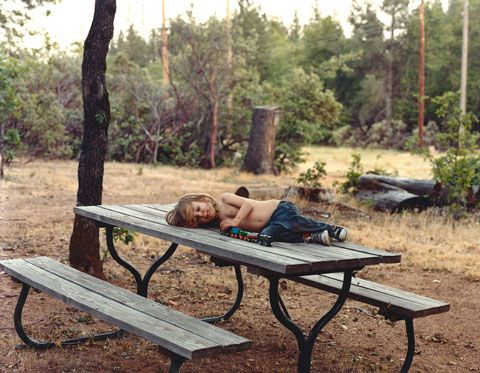 Justine Kurland's Beautiful Photos Taken On a Five-Year Road Trip With Her Young Son