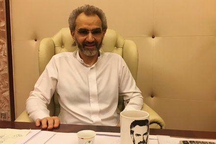 Billionaire Saudi Prince Alwaleed bin Talal Is Freed From Detention