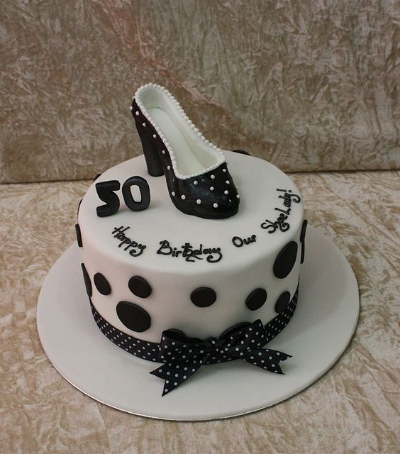 Shoe cake | Flickr - Photo Sharing!