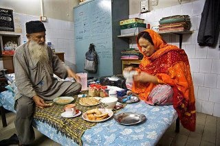 abdul sattar edhi,Pakistan  ‎500 Ambulance, 3 helicopter,   Houses for old people all over the Pakistan, a huge organization.   still they live a simple life Hats off to them...