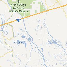 Maps of Parish - St. Martin Parish, Louisiana