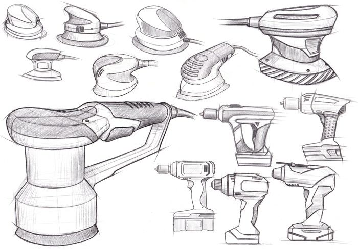 77 best power tools sketches images on pinterest