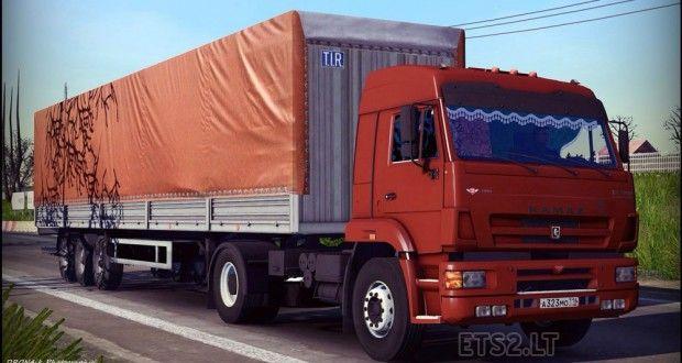 Russian Truck Simulator 5460