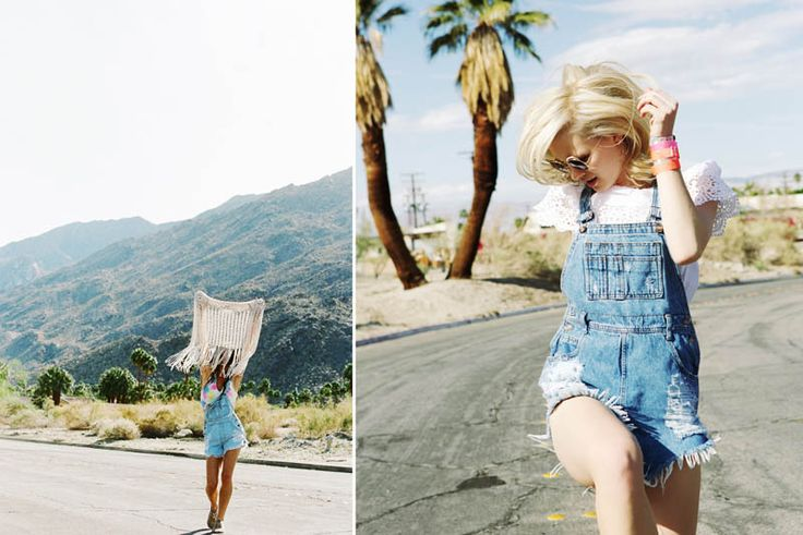 """LF Stores Festival 2013 LookBook """"A Place In The Sun"""" 