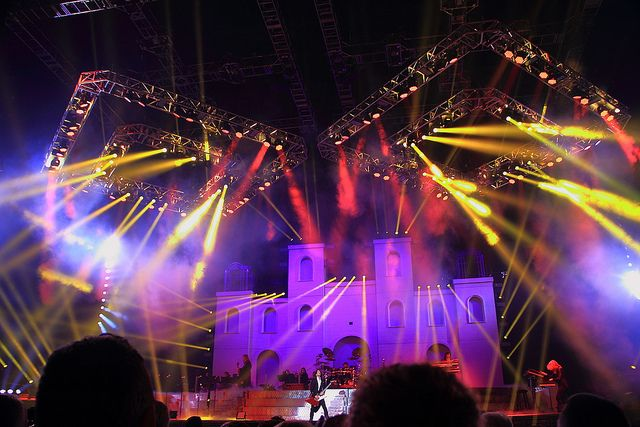 Trans-Siberian Orchestra, Energy Solutions Arena