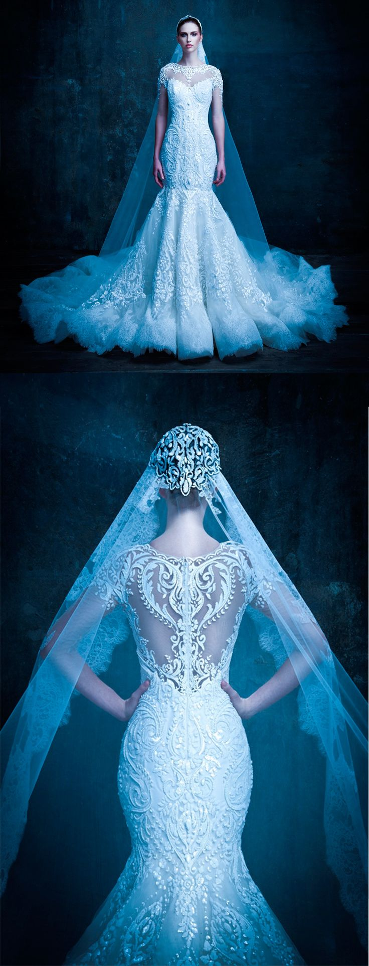 153 best MICHAEL CINCO COUTURE images on Pinterest | Evening gowns ...