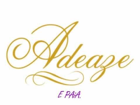 E Paia by Adeaze - E Paia means Holy One