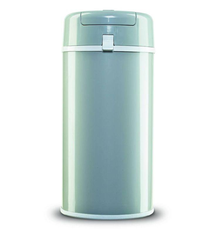 Bubula DiaperPail luieremmer Steel Grijs - Ik Ben Zo Mooi