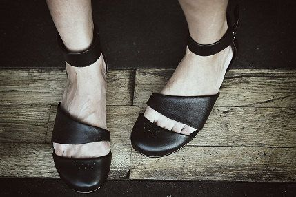 Flat No.1  - FREE SHIPPING Handmade Leather Shoes %20 off Summer Sale on Etsy, $155.00