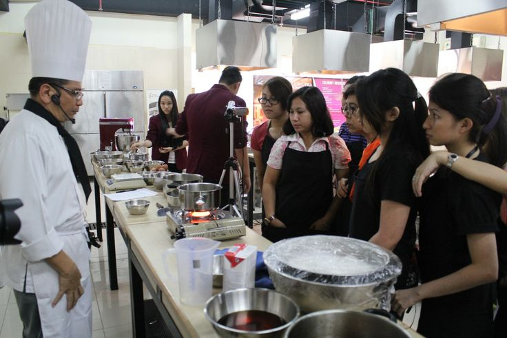 TiramiSunday with Chef Sepsi di Dapur CBZ #UniversitasCiputra