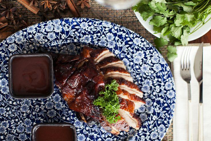#food #ginzaproject #terrassa #restaurant #terrassa #yummi #duck #chinese #meat