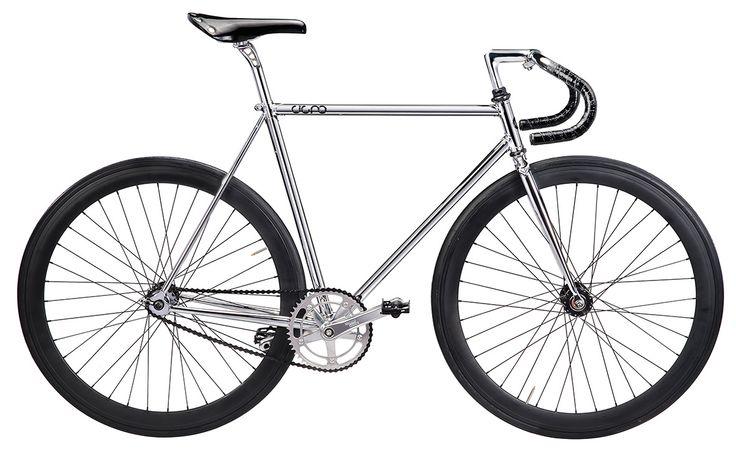 Bicycle - Cigno Fixed Nera www.bernardisrl.net