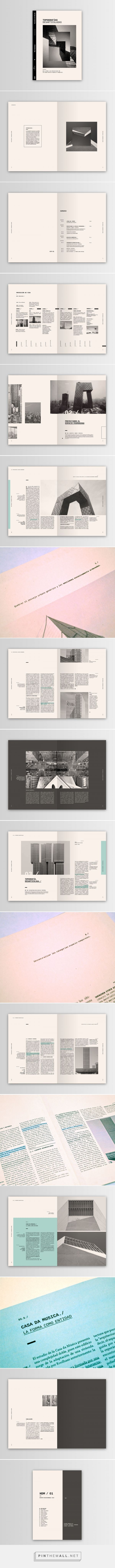 Rem Koolhaas Pressbook on Behance