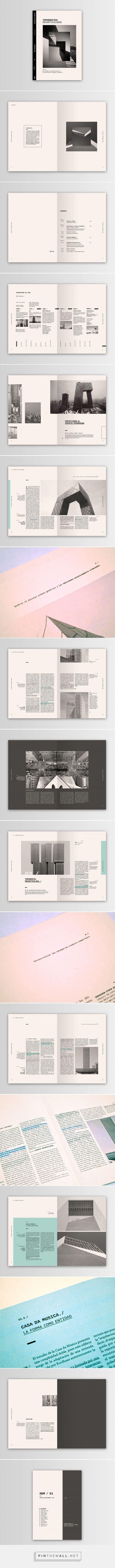 Rem Koolhaas Pressbook on Behance