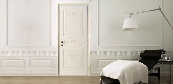 Siete amanti dell'arredo classico e del legno? Scoprite la nuova collezione di Bertolotto Porte, con finitura anticata...