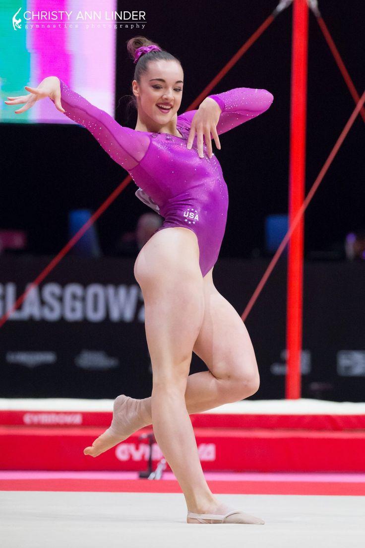 Winwin gymnastics - Maggie Nichols Floor Event Final