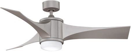 "You'll love the 52"" Jennix 3 Blade LED Ceiling Fan with Remote at AllModern - With Great Deals on modern Lighting products and Free Shipping on most stuff, even the big stuff."