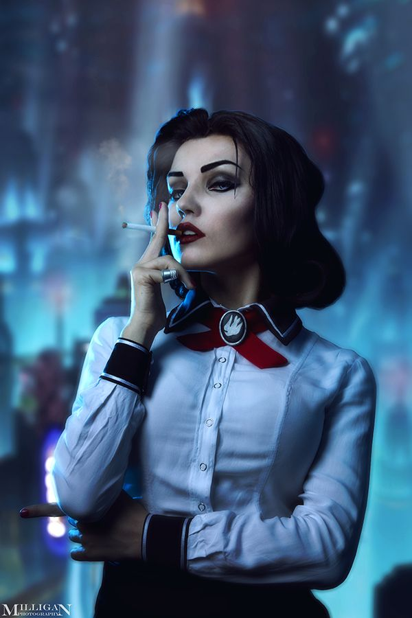Bioshock Infinite Burial at Sea - Elizabeth by MilliganVick