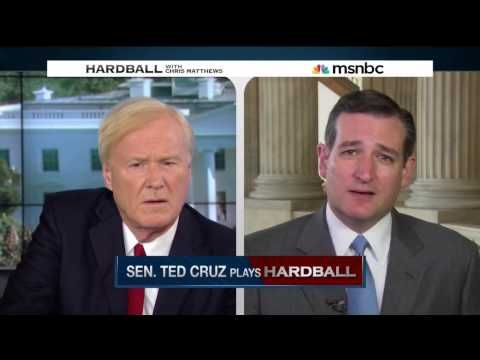 Watch How Much Class Ted Cruz Shows In Anwering Mark Halperin's Stupid Questions - YouTube